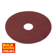 Alox Fibre Disc 115mm 60 Grit Pack of 10