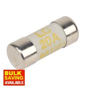 Wylex SFCFL20 20A Cartridge Fuse