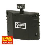 Dorgard LL800 Fire Door Retainer Black