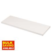 Melamine Shelves 600 x 250 x 19mm 2 Pack