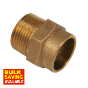 Yorkshire Solder Ring Male Coupler YP3 28mm x 1