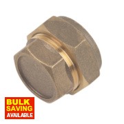 Stop End 22mm Pack of 2