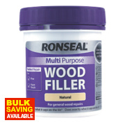 Ronseal Multipurpose Wood Filler Natural 250g