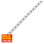Heavy Duty Welded Chain 6mm x 5m