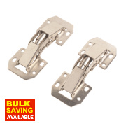 Easy Mount Hinges 90° 105mm Pack of 2