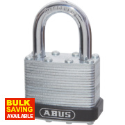 Abus 45 Series Laminated Steel Padlock 44mm