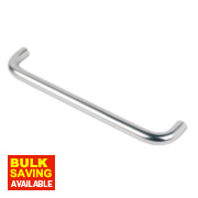 Pull Handle Satin Aluminium 300mm