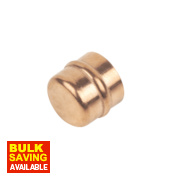 Solder Ring Stop Ends 15mm Pack of 2