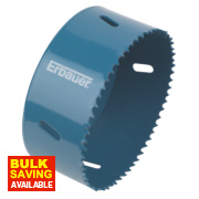 Erbauer Bi-Metal Holesaw 102mm