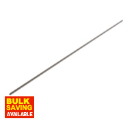 A4 Stainless Steel Threaded Rods M8 x 1000mm Pack of 5