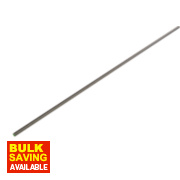 A2 Stainless Steel Threaded Rods M10 x 1000mm Pack of 5