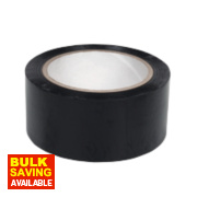 Polythene Joint Tape Black 50mm x 33m