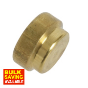Conex Cuprofit Stop End 22mm