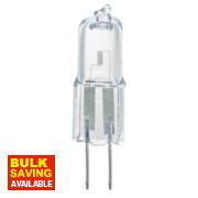 Halogen Capsule Lamps G4 10W 100Lm