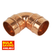 Yorkshire Solder Ring Elbow YP12 28mm