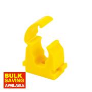 Talon Yellow Hinge Clip 15mm Pack of 20