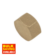 BSP Blank Nut ¼