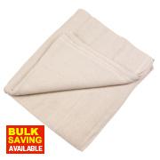 No Nonsense Cotton Twill Dust Sheet 24' x 3'