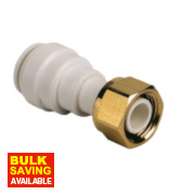 JG Speedfit Straight Tap Connector 15mm x ½
