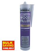 Ronseal Multipurpose Wood Filler Natural 310ml