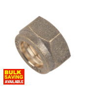 Compression Nut 15mm Pack of 20