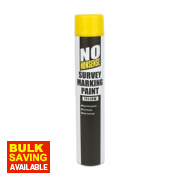 No Nonsense Survey Marking Paint Yellow 750ml