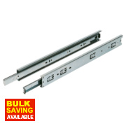 Ball Bearing Drawer Runners 450mm
