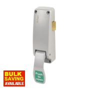Briton 1438/R/SE Reversible Push Pad Rim Latch