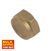 Compression Blanking Nut 15mm