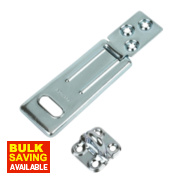 Master Lock Hasp & Staple 89mm