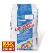 Mapei Ultracolor Plus Grout Cement Grey 5kg