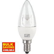 LAP LED Lamp SES 5W
