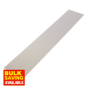 Kick Plate Satin Stainless Steel 838 x 152mm