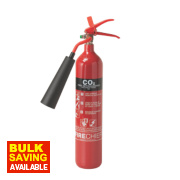Firechief Carbon Dioxide Fire Extinguisher 2kg