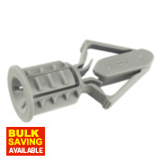 Fischer Plasterboard Plugs HDF 4 x mm Pk100