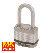 Master Lock Excell Laminated Padlock 45mm