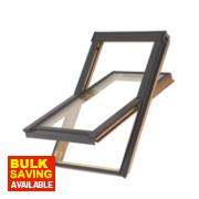 Tyrem Centre-Pivot Roof Window Clear 550 x 980mm