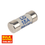 Wylex SFCFL15 15A Cartridge Fuse