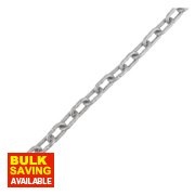 Heavy Duty Welded Chain 8mm x 2m