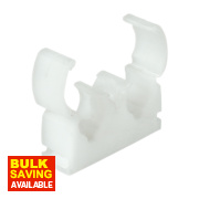 Double Hinge Clip 22mm Pack of 50