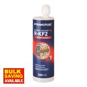 Rawlplug R-KF2-380 Tarmac & Masonry Resin 380ml