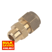 Male Coupler 10mm x ¼