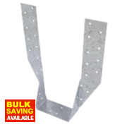 Galvanised Jiffy Hanger 270 x 100mm 10 Pack