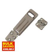Smith & Locke Hasp & Staple 90mm