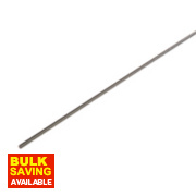 A4 Stainless Steel Threaded Rods M10 x 300mm Pack of 5