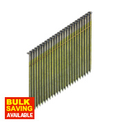 DeWalt Galvanised Collated Framing Stick Nails 2.8 x 50mm Pack of