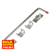 Standard Surface Bolt Galvanised 457mm