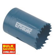 Erbauer Bi-Metal Holesaw 35mm