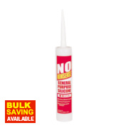 No Nonsense General Purpose Silicone White 310ml