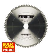 Erbauer TCT Circular Saw Blade 80T 305 x 30mm